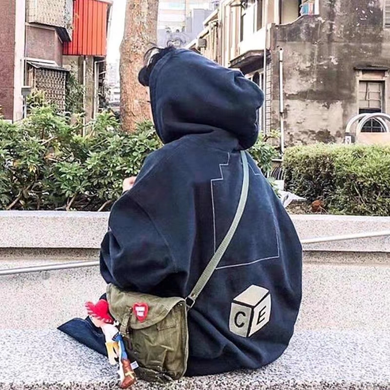 2020 CAVEMPT Hoodie Pullover Men Woman 1:1 Best Quality CAVEMPT Embroidery Cav Empt C.E Hooded