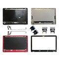 LCD задняя крышка/LCD передняя рамка/петли/Петли Крышка для HP 15-BS 15T-BS 15-BW 15-BS070WM 15Q-BU 924899-001 AP204000260YSY4 7J17B0