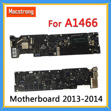 "Tested Original A1466 Motherboard 2013 820 3437 A for MacBook Air 13"" A1466 Logic Board 2015  820 00165 A 1.4G/1.6G 4GB 1.7G 8GB"