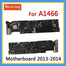 """Testowana oryginalna płyta główna A1466 2013 820 3437 A dla MacBook Air 13 """"płyta główna A1466 2015 820 00165 A 1.4G/1.6G 4GB 1.7G 8GB"""