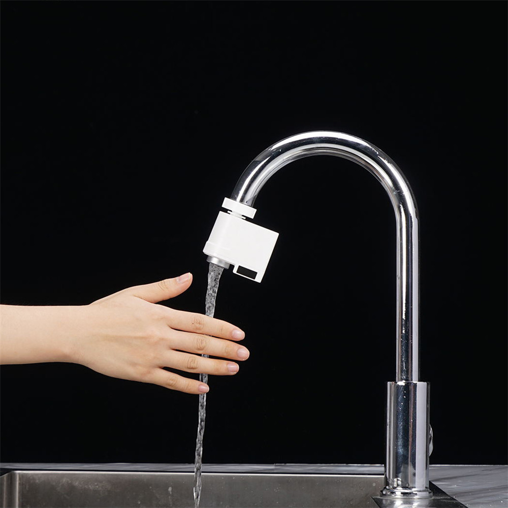 Automatic Sense Infrared Induction Water Saving Device For Kitchen Bathroom Sink Faucet CE Certification