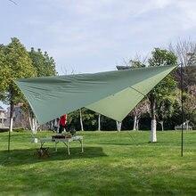 Садовый тент наружный прочный многофункциональная ткань для