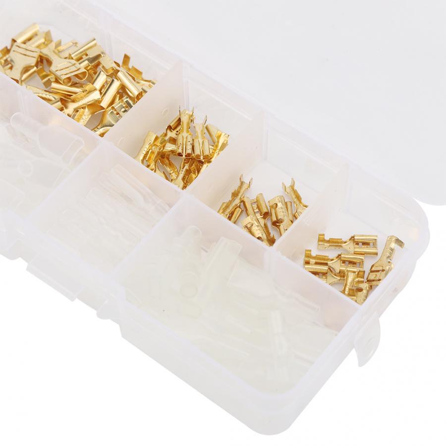 Купить провод соединитель 120 шт 63 мм 48 28 золотой медный провод