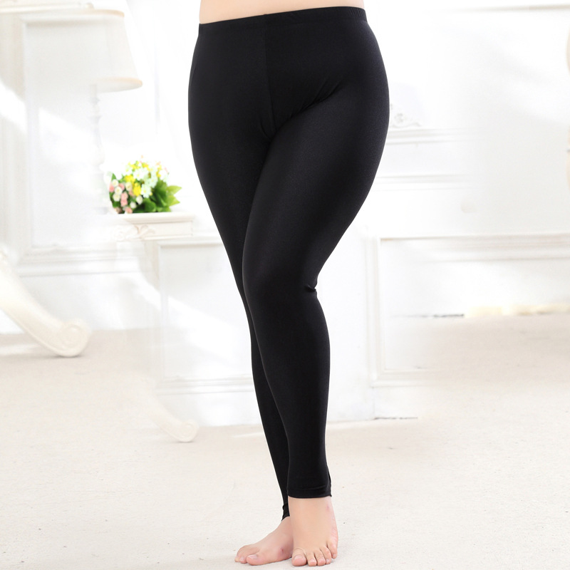 Seamless Plus Size High Waist Shaping Black   Leggings   for Women Fitness Push Up   Leggings   Stepping on Feet Leggins Mujer 2019 -81
