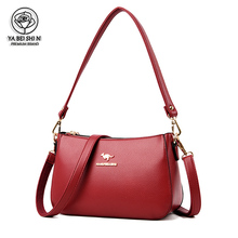 Square Bag Handbag Flip Kangaroo Messenger-Bags Small High-Quality Women for Bolso Mujer