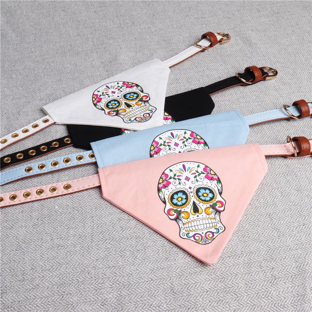 Jin Jie Te New Style Creative Pet Triangular Scarf Neck Ring Dog Triangular Binder Bibs