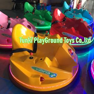 Amusement park dodgem bumper c