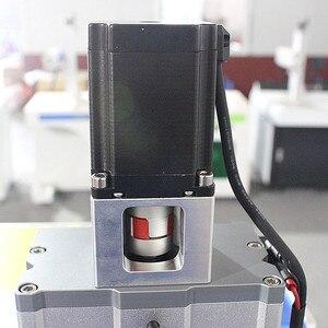 Image 5 - 30W bölünmüş fiber lazer işaretleme makinesi metal işaretleme makinesi lazer gravür makinesi tabela lazer markalama mach paslanmaz çelik