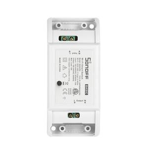 Image 3 - 4Pcs ITEAD Sonoff Basic R2 Wifi DIY Smart Wireless Remote Switch Domotica Light Controller Module For Alexa Google Home eWeLink