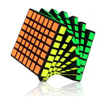 7x7x7 Magic Cube Kids Professional Puzzle Smooth Cubos Magicos Speed Training Cube Toys for Children Gifts Adult Relaxing Toy magic cube magique magic square cube classic new year set cubos magicos inhalation for children grownups 502696