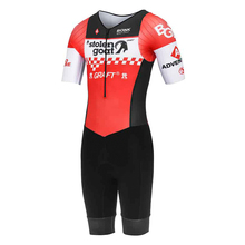 купить Pro Cycling Jersey Set 2019 Triathlon Suit One Piece Men Short Sleeve Skinsuit Jumpsuit Maillot Bike Bicycle Cycling Clothing дешево