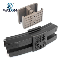 Double-Magazine-Clamp Airsoft Nylon MP5/MP5K Wadsn Accessoorries Tactical Fast Holder