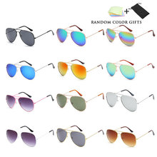 Aviation Night Vision Sunglasses Classic fashion Neutral Ret