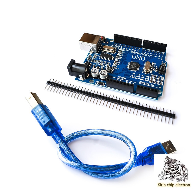5pcs Uno R3 Development Board With Line Expert Version DCC Improved Version