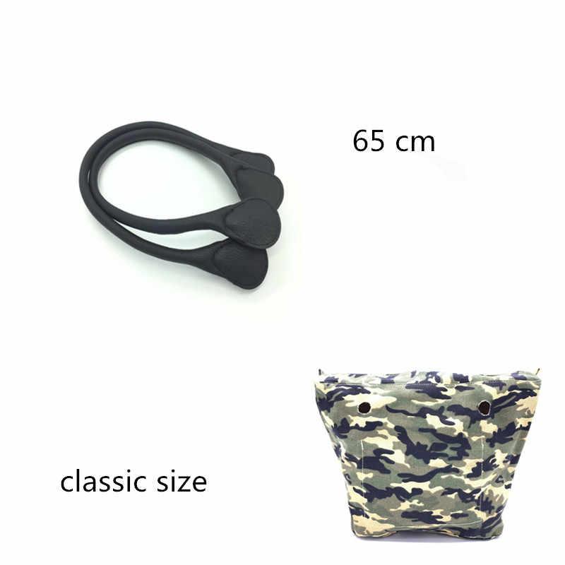 Für obag tasche griff 1 stücke klassische standard größe innere tasche oder 1 paar tasche griff 65 cm