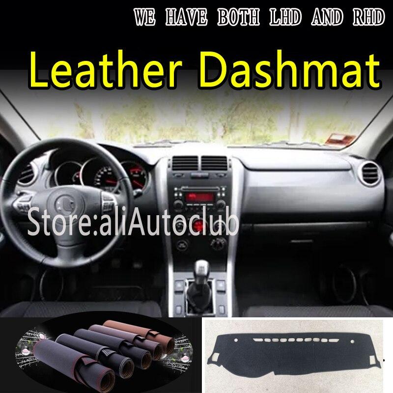 1863-00-79 Covercraft DashMat Original Dashboard Cover for Suzuki Grand Vitara Premium Carpet, Cinder