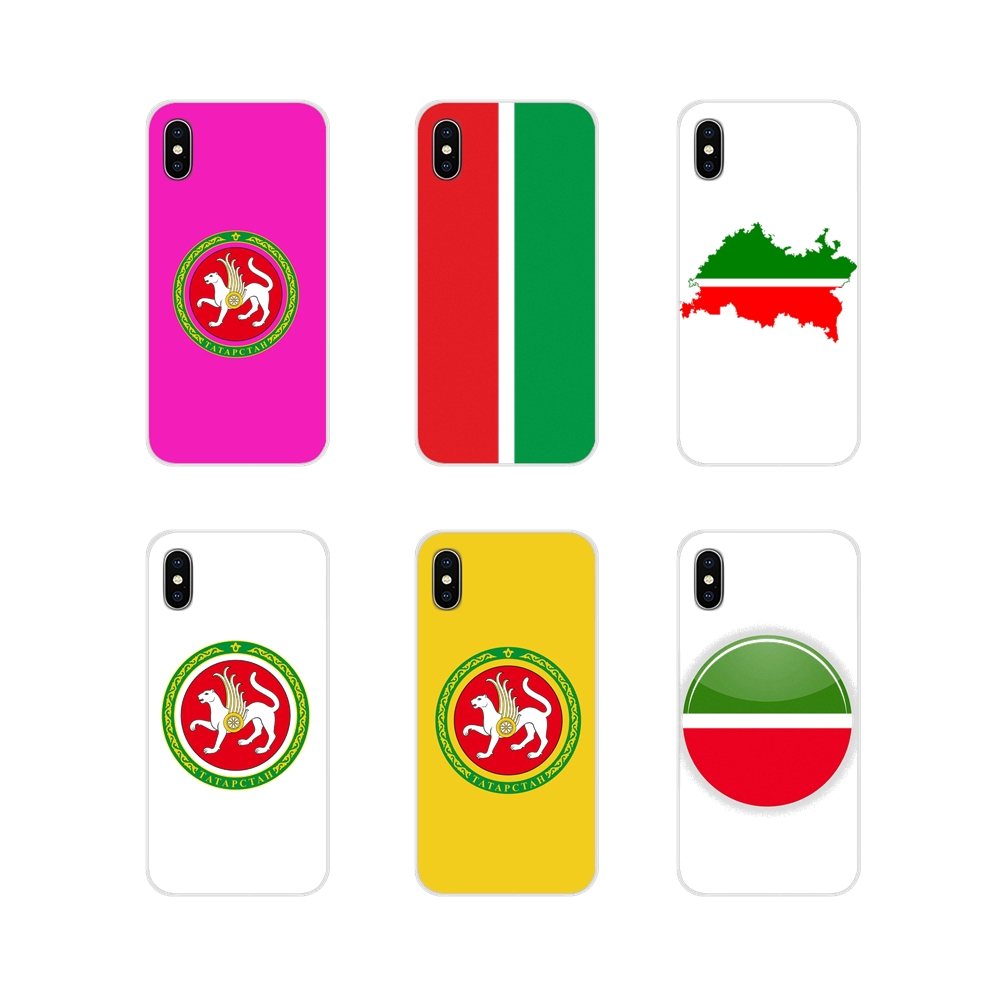 Shell-Covers National-Flag-Accessories Phone Tatarstan Xiaomi Redmi Plus Note 6A