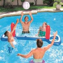 Водный баскетбольный обруч бассейн поплавок надувная игра плавательный