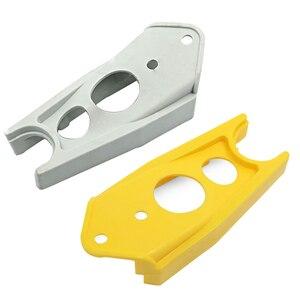 Image 1 - 고무 체인 가이드 슬라이더 커버 swingarm protection for yamaha dt200 dt230 dt125 dt125r xt400 dt 125 200 230 더러운 자전거 오프로드