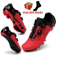 2021 tênis de ciclismo zapatillas ciclismo homem esporte ao ar livre corrida sapatos mulher alta qualidade mountain bike corrida sapatilha homem