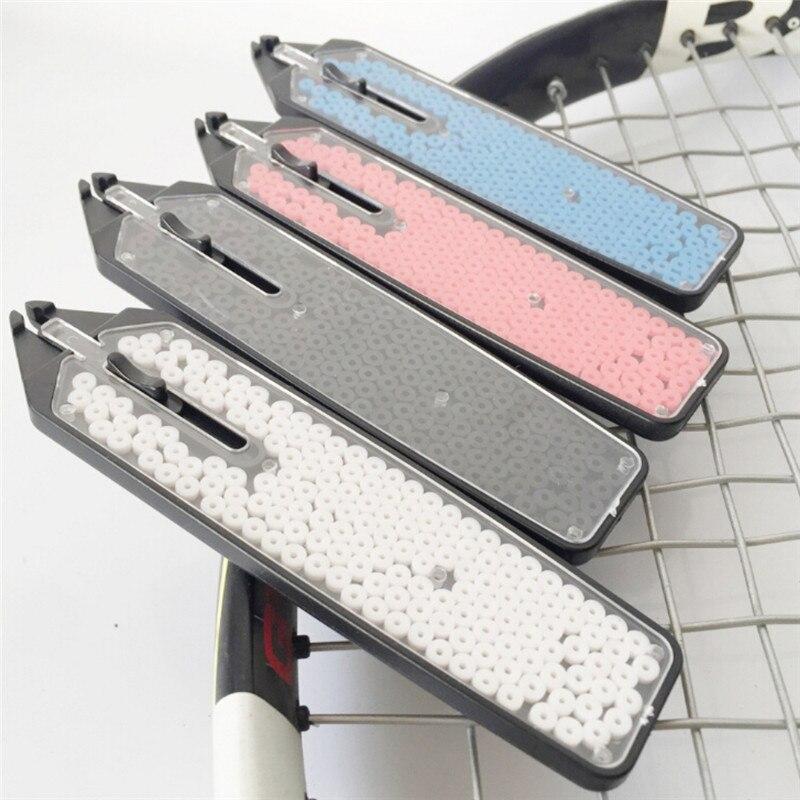 Tennis Racket String Cross Badminton Racket Resistance Line For Tennis Line Protection Racket Line Pipe