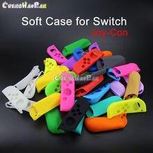 Funda de goma de silicona para Nintendo Switch, 60 uds. = 60 pares, para Joy-Con de Nintendo switch NX NS Joycon