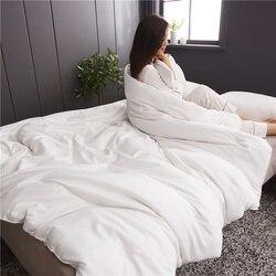 Зимний китайский 100% шелк тутового шелкопряда одеяло сплошной цвет вставка наполнение ручной работы четыре сезона шелковые одеяла хлопок о...