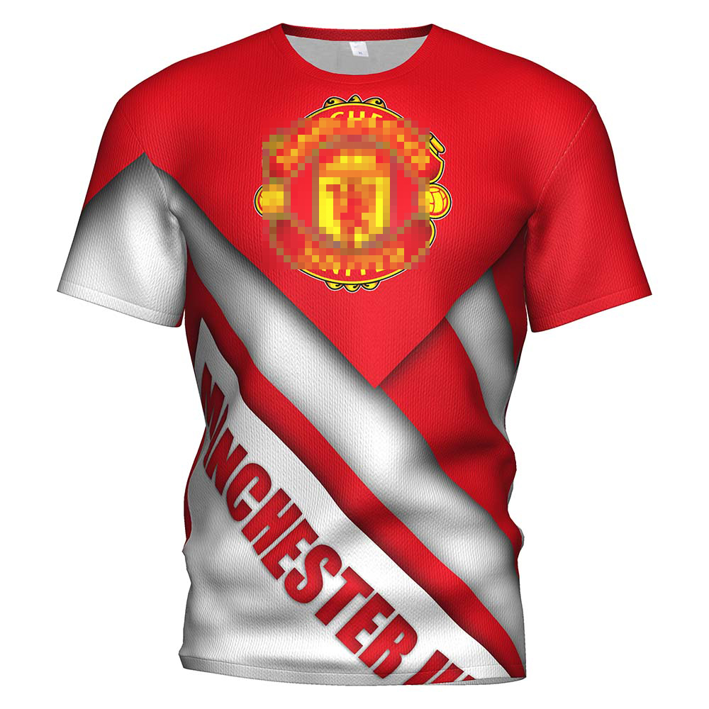 Manchester United Football Soccer Jersey 2018 2019 3d T Shirt Kids/man Tracksuit Manchester United Sweatshirt Kit Training Shirt
