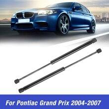 Car Rear Trunk Lift Support For Pontiac Grand Prix 2004 2005 2006 2007 2PCS Gas Spring Shock Strut Struts Bar Rod