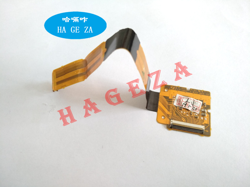 Original For Sony A330 Lcd Screen Flex Cable Camera Replacement Repair Part