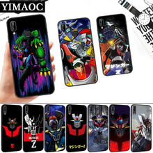 Mazinger Z New Stylish Silicone Soft Case for Huawei P8 P9 P10 P20 P30 Lite Pro P Smart Plus