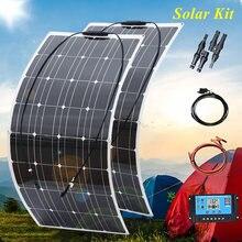 солнечная батарея панель 12v на телефон Гибкая солнечных батарей