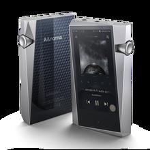 Leitor de mp3 sem perdas de alta resolução portátil do leitor de áudio de astell & kern a & norma sr25 com bluetooth/wifi