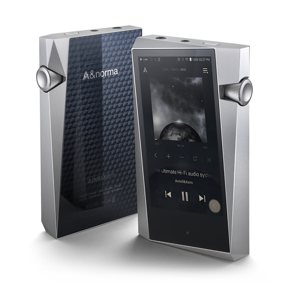 Astell & Kern Een & Norma SR25 Draagbare Hoge Resolutie Audio Player Hi-Fi Lossless MP3 Speler Met Bluetooth/Wifi
