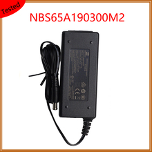 MASS POWER NBS65A190300M2 19V 3A Power Supply Charger DC AC Adapters Switching Adapter