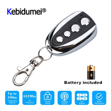 Mini Wireless Auto Remote Control Duplicator for Frequency 433.92 MHz Copy Remote Controller A B Style for Car garage door