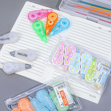 Stationery Stickers Correction-Tape Office-Supplies School Gift Colorful Flower Promotional