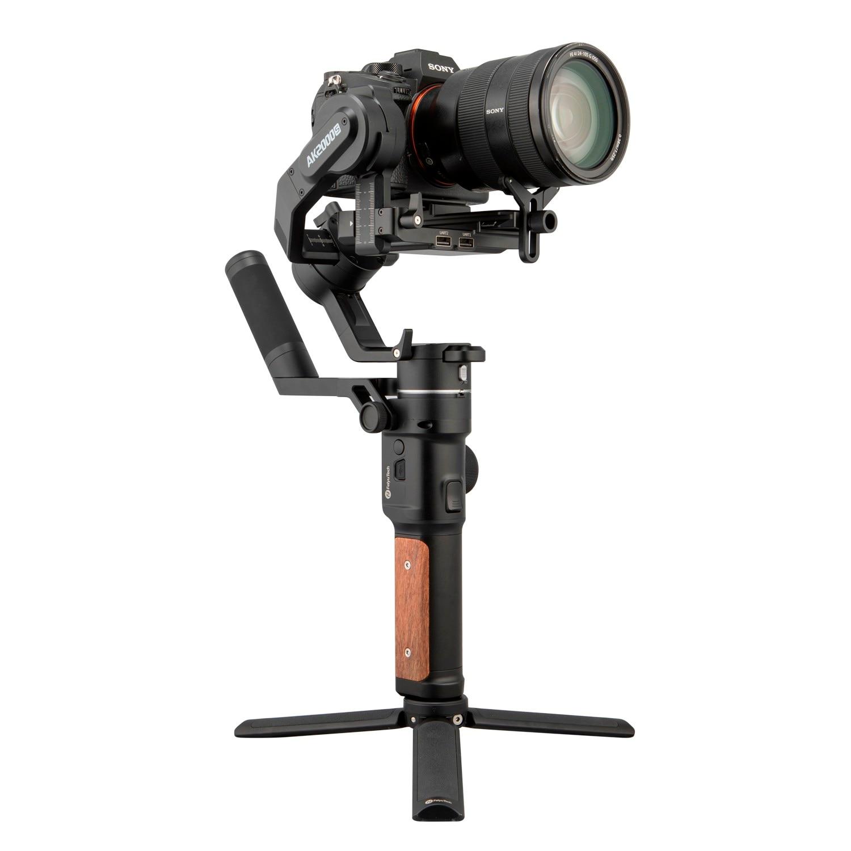 Feiyu ak2000s avançado kit 3 eixos cardan handheld estabilizador para sony canon panasonic nikon mirrorless e dslr câmera digital