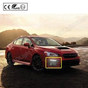 Image 5 - Daytime Running Dynamic Light DRL LED for Subaru WRX 2018~ LED Turn Signal Side Indicator
