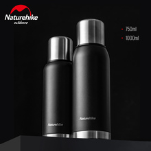 Naturehike Outdoor 5 Wall 304 Stainless Steel 24 Hour Vacuum Cup Flasks Coffee Tea Milk Travel Mug Thermo Bottle Gifts Thermocup