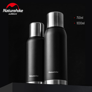 Image 1 - Naturehike Outdoor 5 Wall 304 Stainless Steel 24 Hour Vacuum Cup Flasks Coffee Tea Milk Travel Mug Thermo Bottle Gifts Thermocup