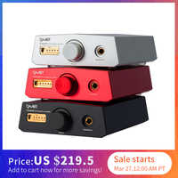DAART Yulong Canary II ESS9038Q2M DSD512 PCM768KHz CanaryII DAC Decoding Headphone Amplifier