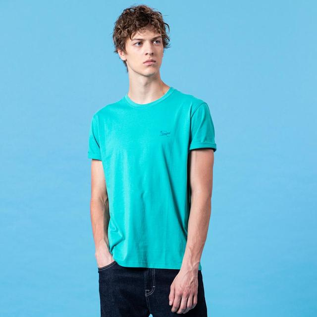Fashion Solid Color T-Shirt for summer