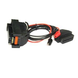 Image 2 - 81 Pins Obd Diagnostic Tools OBD2 Connectors F + Dc EDC15 EDC15P EDC15P + EDC15V EDC15VM + ME7 Ecu Kabel voor Vag Groep