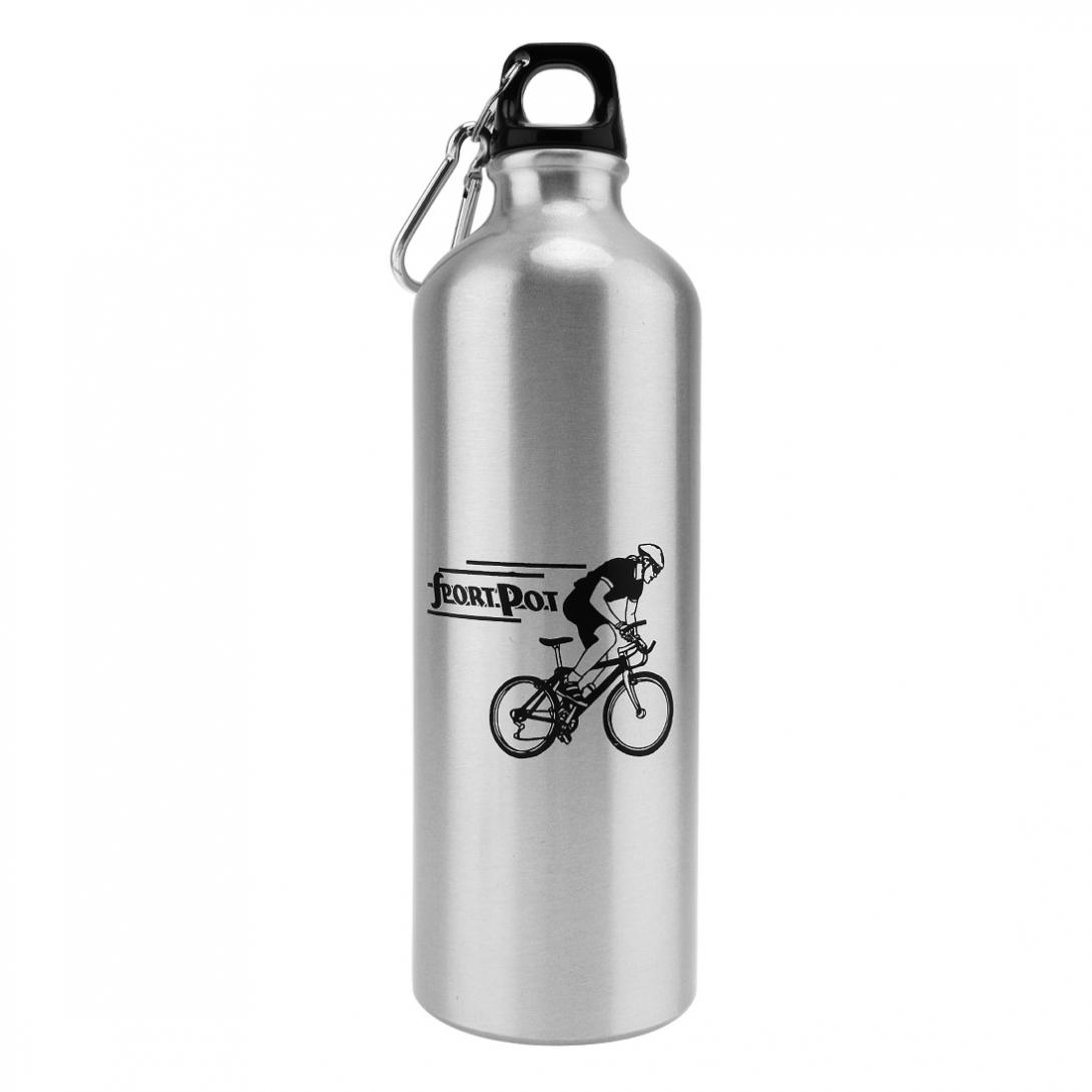 750ML Mountain Road Bike Travel Water Bottle Cup Portable Aluminium Alloy Cycling Kettle Drink Water Bottle Bicycle Accessories