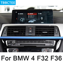 For BMW 4 Series F32 F33 F36 2013~2016 NTB Android Car radio Multimedia Video Player auto Stereo GPS MAP Media Navigation
