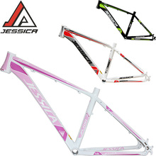 Super light aluminum alloy mtb frame 15.5, 17 inches, 68mm