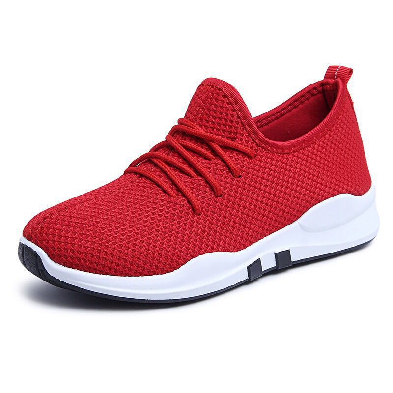 Women's Sneakers Fashion Mesh Breathable Female Sports Shoes Outdoor Walking Jogging Shoes Zapatos De Mujer