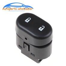 Novo 15835662 para chevrolet malibu 2009 08 interruptor de fechadura da porta acessórios do carro