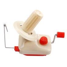 MIUSIE Tragbare String Ball Wool Winder Halter Hand Betrieben Swift Garn Faser Kabel Wickler Maschine Faser Wolle Garn Handwerk